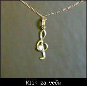Violinski Kljuc Tetovaze